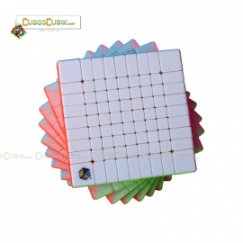 Cubos Rubik YuXin 9x9 HuangLong Stickerless