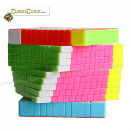 Cubos Rubik YuXin 11x11 HuangLong Stickerless