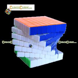 Cubos Rubik YuXin 7x7 HuangLong Colored