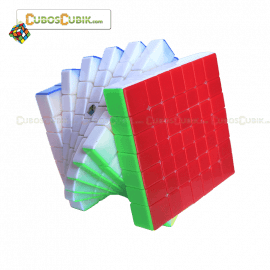Cubos Rubik YuXin 7x7 HuangLong Colored