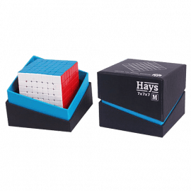 Cubos Rubik Yuxin 7x7 Hays M Colored