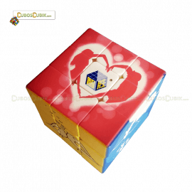 Cubos Rubik Yuxin Love Treasure 3x3