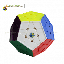 Cubos Rubik YuXin Megaminx  V2 Colored
