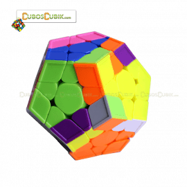 Cubos Rubik YuXin Megaminx  V2 Colored