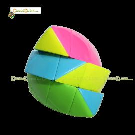 Cubos Rubik YuXin Mastermorphix 3x3 Pink