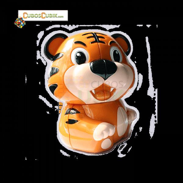 Cubos Rubik Yuxin Tigre 2x2