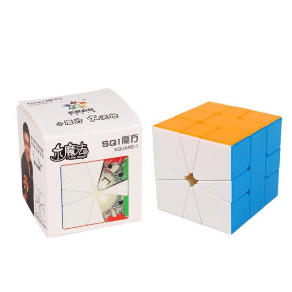 Cubos Rubik YuXin Little Magic Square 1 M Colored