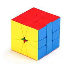 Cubos Rubik YuXin Little Magic Square 1 Colored