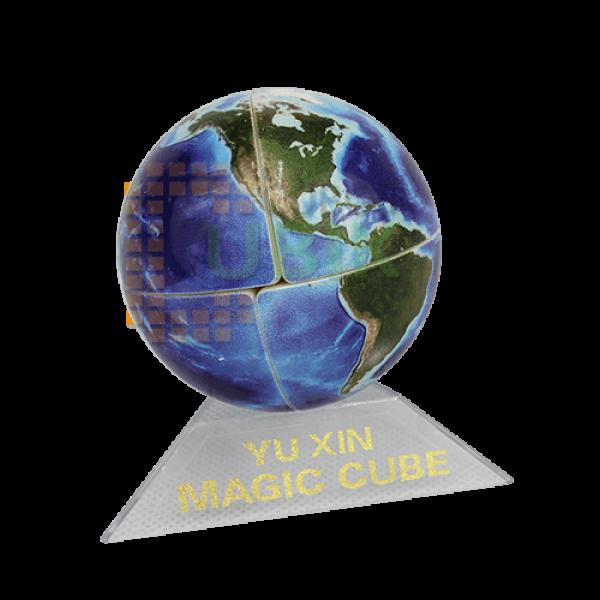 Cubos Rubik Yuxin Earth 2x2