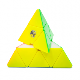 Cubos Rubik Yuxin Little Magic Pyraminx Colored