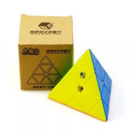 Cubos Rubik Yuxin Little Magic Pyraminx Colored