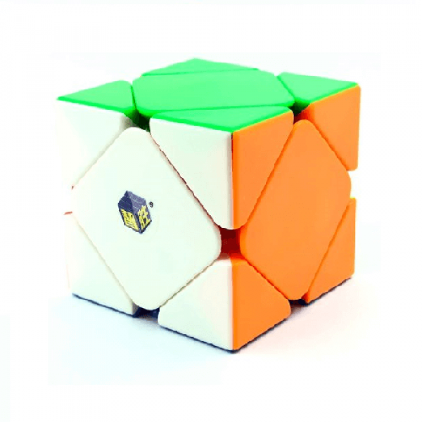 Cubos Rubik Yuxin Little Magic Skewb Colored