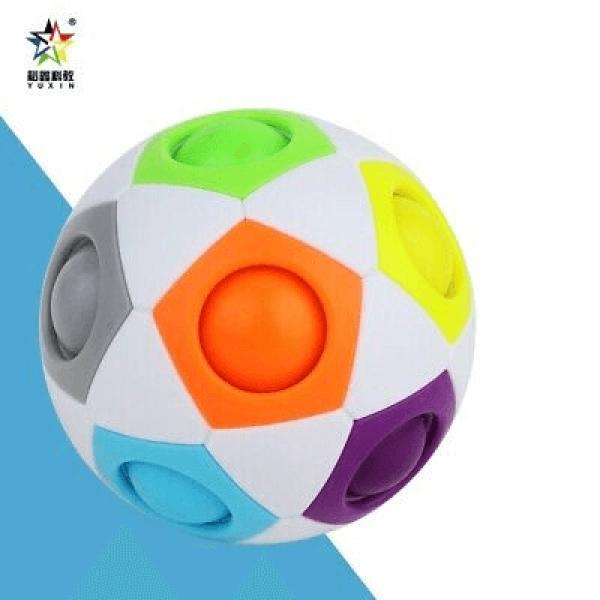 Cubos Rubik Yuxin Rainbow Ball