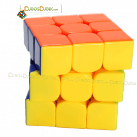 Cubos Rubik YuXin 3x3 Colored Unicorn