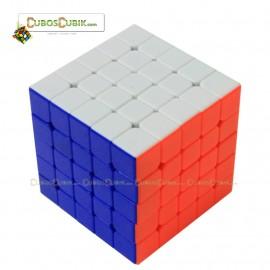Cubos Rubik YuXin 5x5 Colored