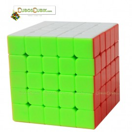 Cubos Rubik YuXin 5x5 Colored
