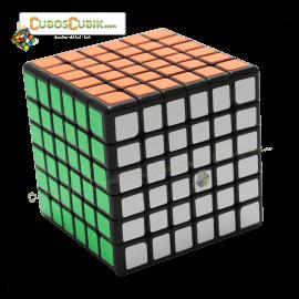 Cubos Rubik YuXin 6x6 Red Unicorn Negro