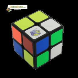 Cubos Rubik YuXin 2x2 Golden Unicorn Negro