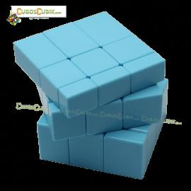 Cubos Rubik Yuxin Mirror 3x3 Base Azul