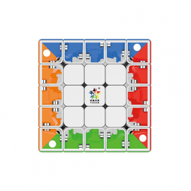Cubos Rubik Yuxin Little Magic 5x5 M Colored
