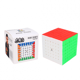 Cubos Rubik Yuxin Little Magic 7x7 Colored