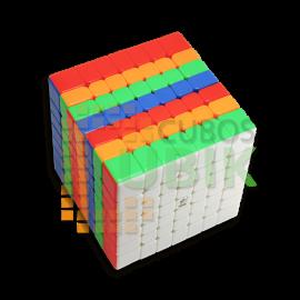 Cubos Rubik Yuxin Little Magic 7x7 Colored