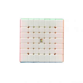 Cubos Rubik Yuxin Little Magic 7x7 M Colored