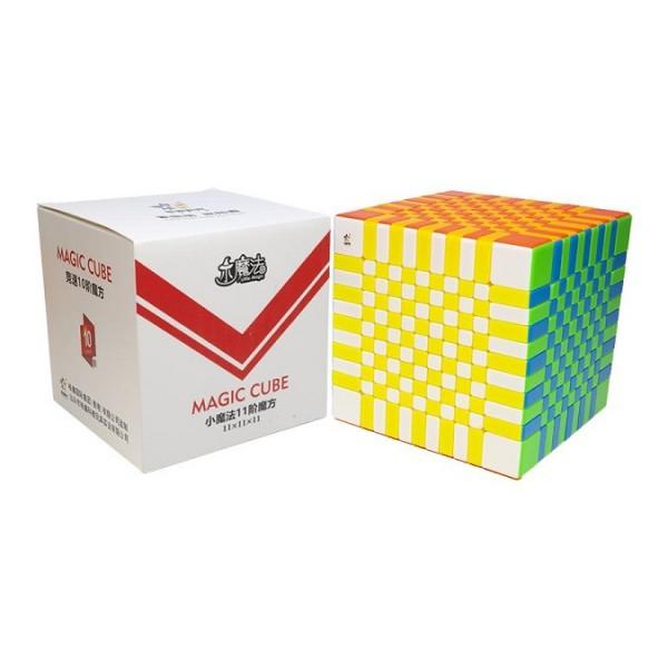 Cubos Rubik Yuxin Little Magic 11x11 Colored