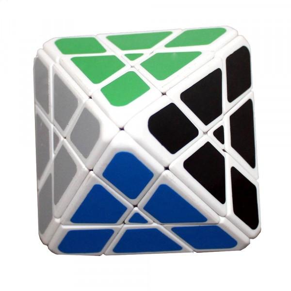 Cubos Rubik LanLan Octahedron Base Blanca