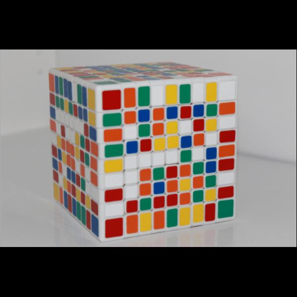 Cubos Rubik ShengShou 9x9 Base Blanca