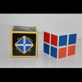 Cubos Rubik ShengShou 2x2 Base Blanca