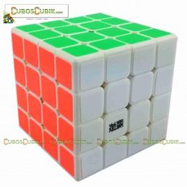 Cubos Rubik Moyu AoSu 60mm Mini 4x4 Base Blanca