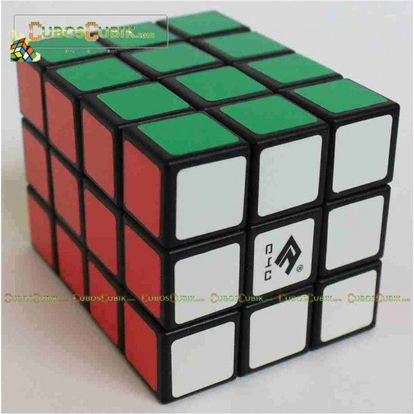 Cubos Rubik C4U 3x3x4 Base Negra