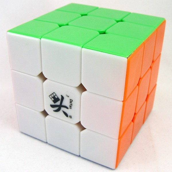 Cubos Rubik Dayan Zhanchi V5 3x3 Colored