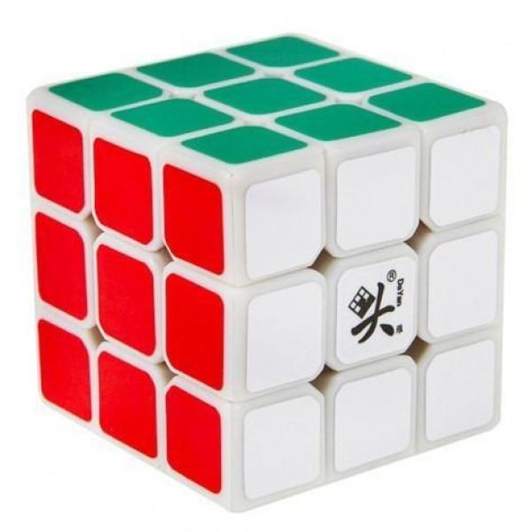 Cubos Rubik Dayan Zhanchi V5 3x3 Base Blanca