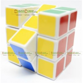 Cubos Rubik LanLan 3x3x2 Base Blanca