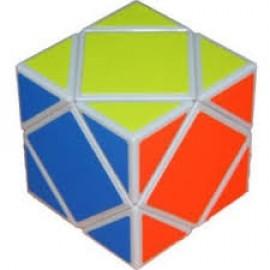 Cubos Rubik Lanlan Skewb Base Blanca
