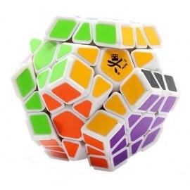 Cubos Rubik Dayan Megaminx Corner Ridges Base Blanca