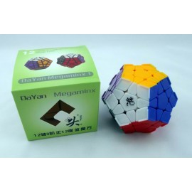 Cubos Rubik Dayan Megaminx Corner Ridges Colored