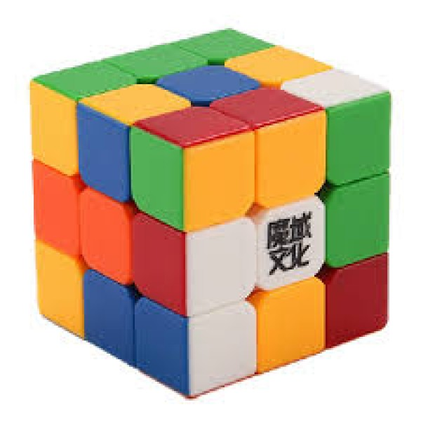 Cubos Rubik Moyu Weilong V2 3x3 Colored