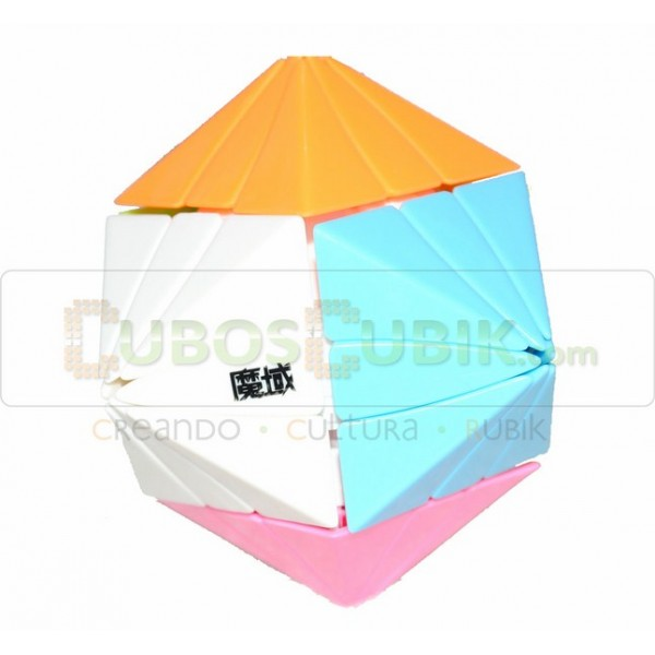 Cubos Rubik Moyu Moyan Colored Evil Eye 1