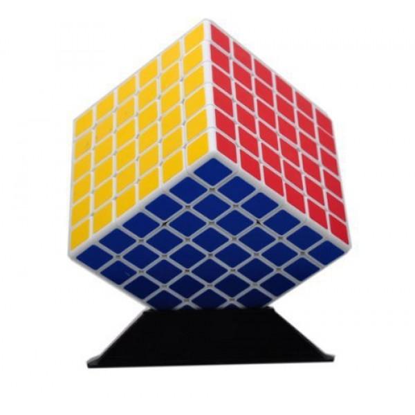 Cubos Rubik ShengShou 6x6 Base Blanca