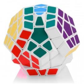 Cubos Rubik Shengshou Megaminx Base Blanca