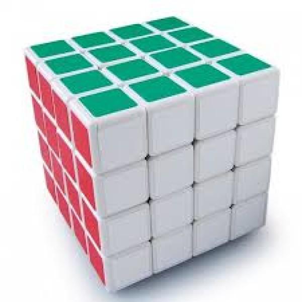 Cubos Rubik ShengShou 4x4 Base Blanca