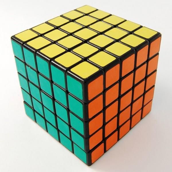 Cubos Rubik ShengShou 5x5 Base Negra