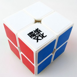 Cubos Rubik Moyu Lingpo 2x2 Base Blanca