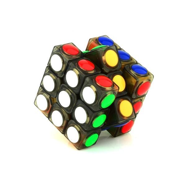 Cubos Rubik YJ Moyu Linggan 3x3 Base Humo