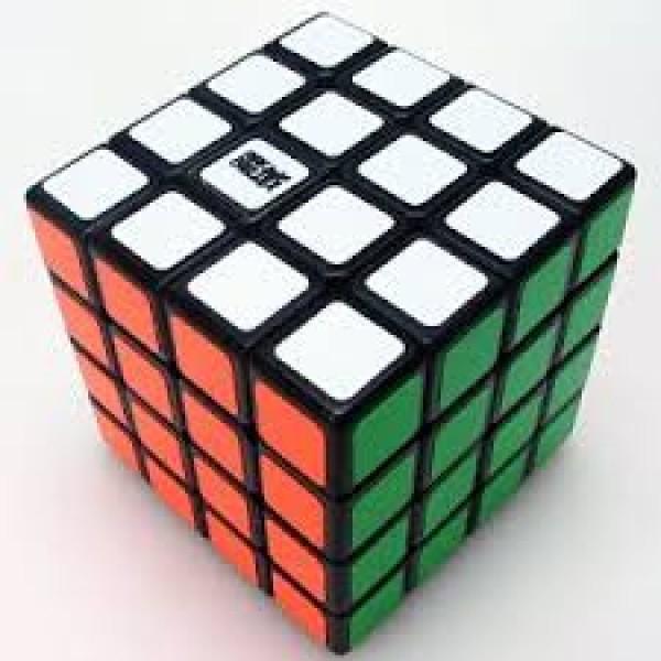 Cubos Rubik Moyu Weisu 4x4 Base Negra