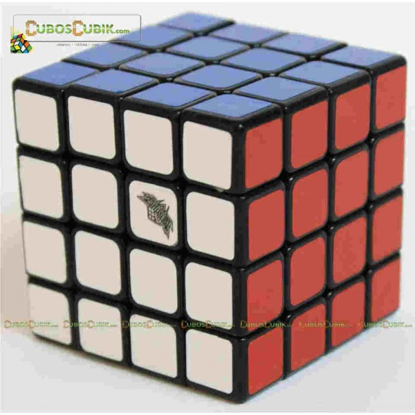 Cubos Rubik Cyclone Boys 4x4 Speed G4 Negro