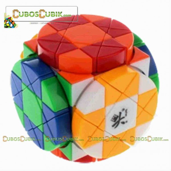 Cubos Rubik Dayan Wheels of Wisdom Colored